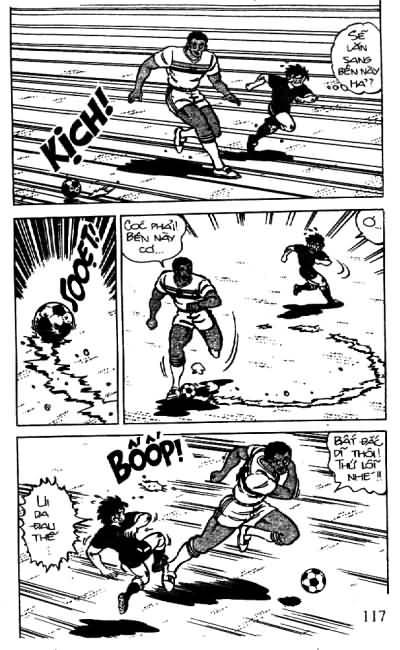 Jindodinho - Đường Dẫn Đến Khung Thành III  Tập 24 page 117 Congtruyen24h
