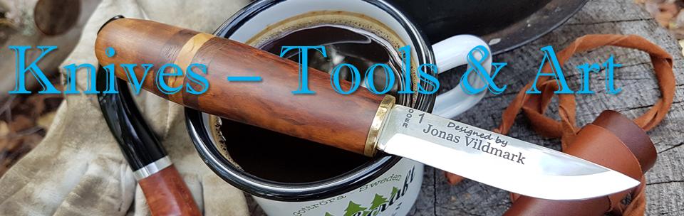 Knives - Tools & Art