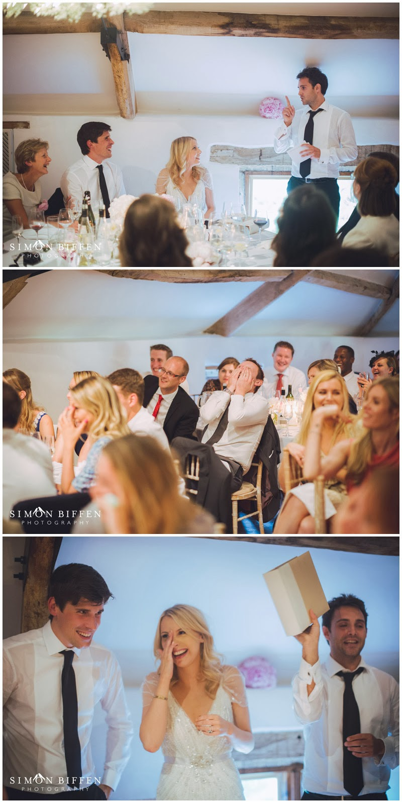 Pennard House wedding best man speech