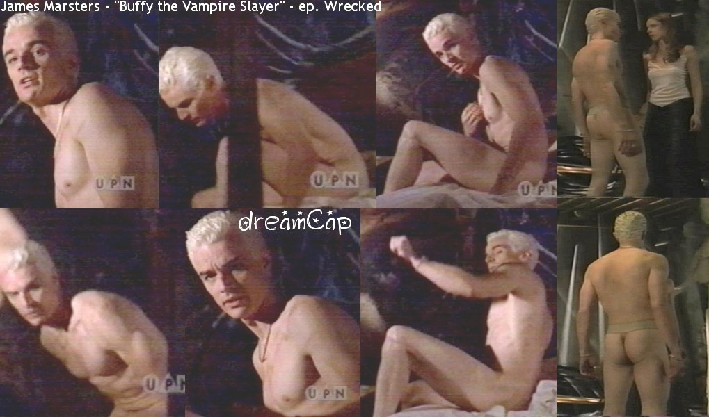 Remarkable, James marsters having naked sex