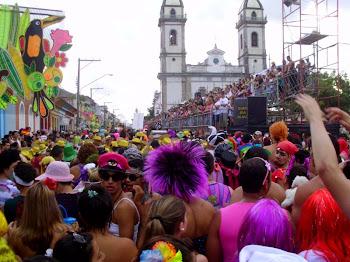 O melhor carnaval do Vale do Ribeira