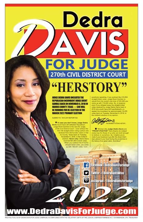 Judge Dedra Davis