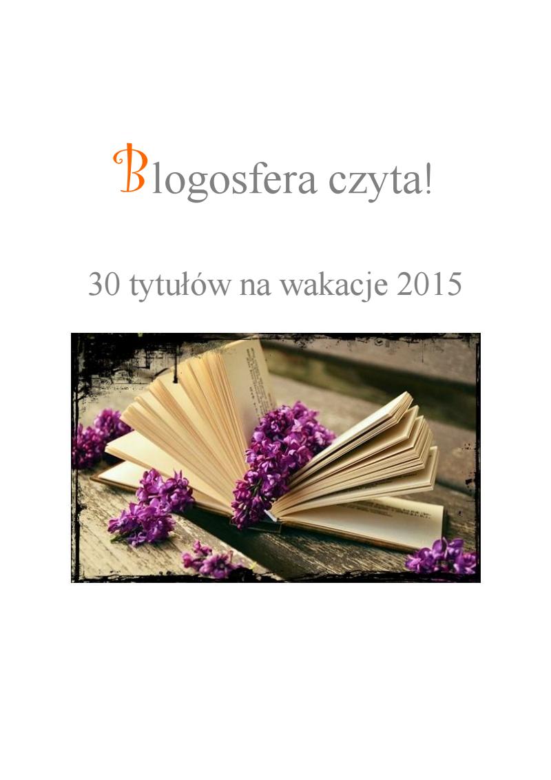 Blogosfera Czyta - Poradnik i Konkurs