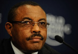 Ethiopia new prime minister Hailemariam Desalegn