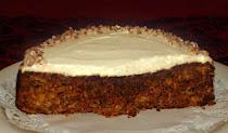 Mehevä porkkanakakku