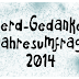 Einmal Feedback, bitte - Jahresumfrage 2014