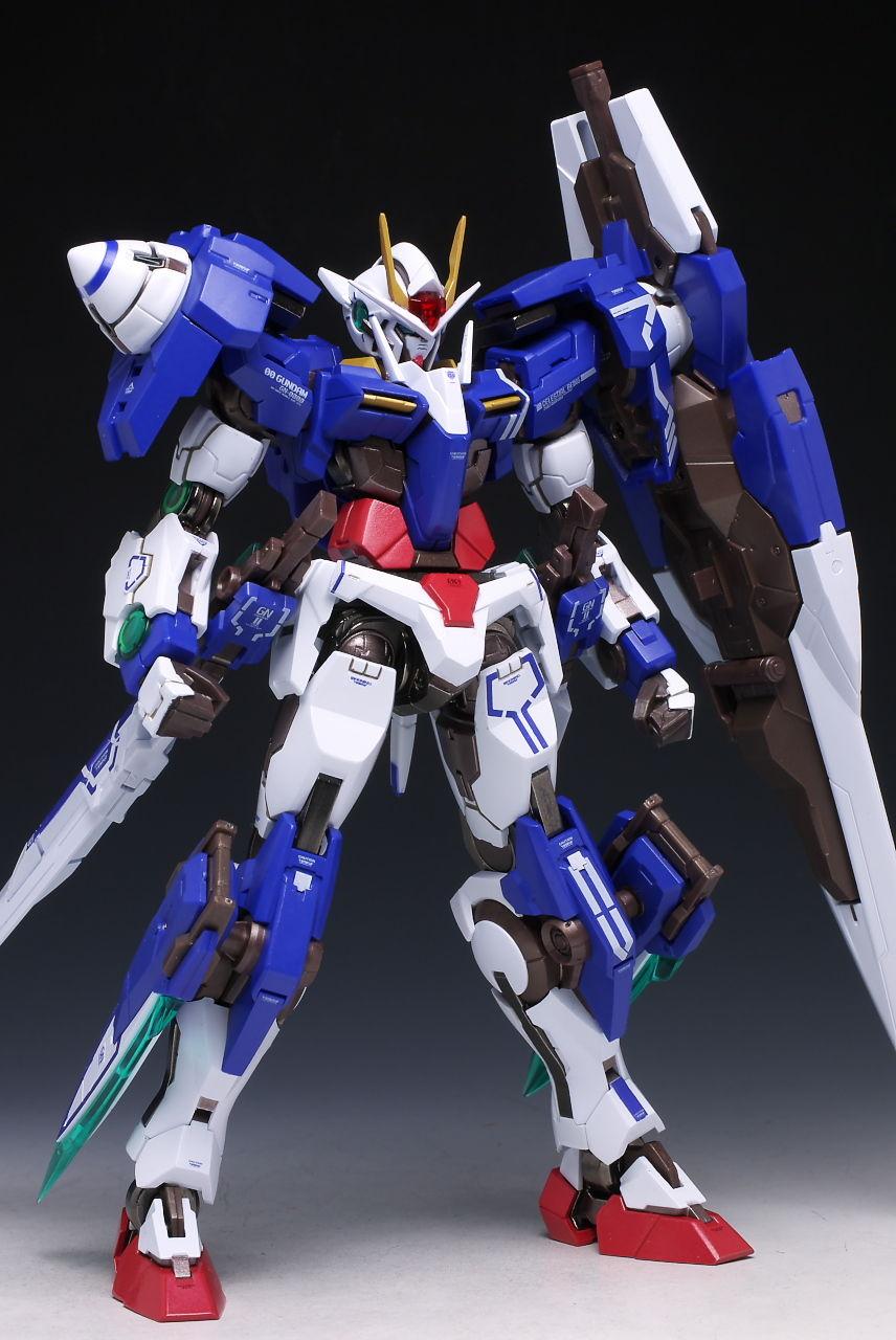 00 Gundam Seven Sword - 1/144 HG - P1