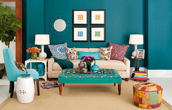 Living Decoracion Ideas ~ Ideas de Dise?o de Living Room Bohemios  C?mo arreglar los Muebles