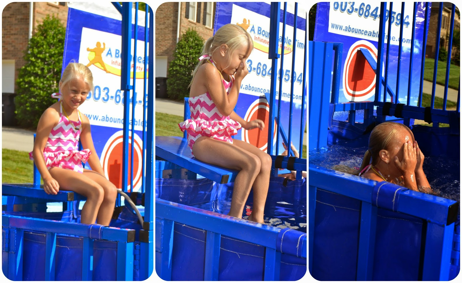 dunk tank girls who likes
