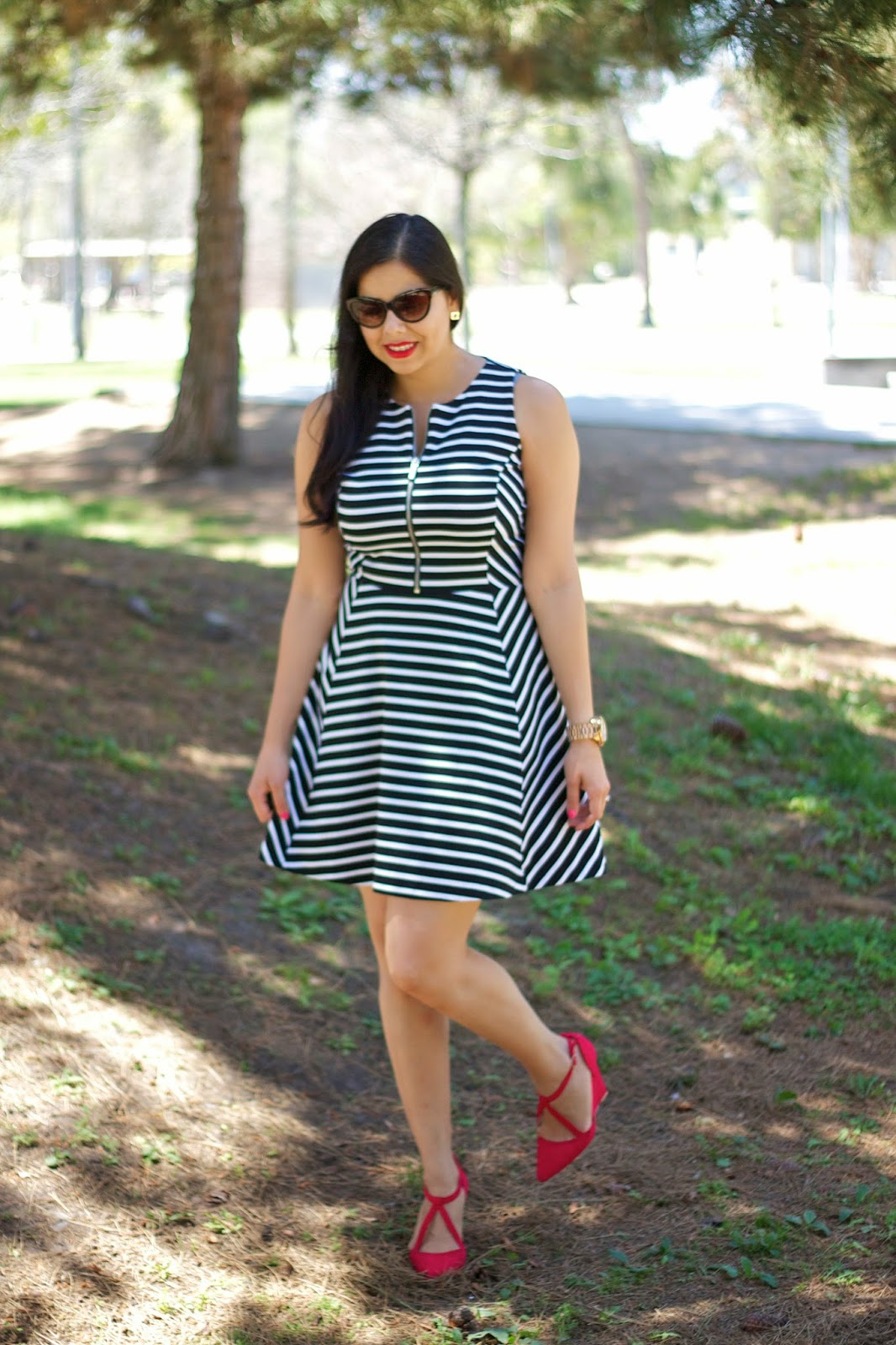 Spring Stripes, Spring Stripes 2014, spring black and white, summer stripes