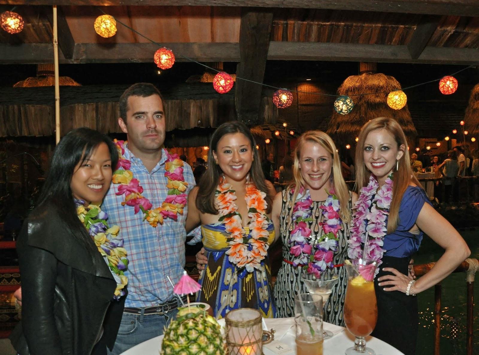 Historic Tonga Room at The Fairmont San Francisco Celebrates Tonga ...