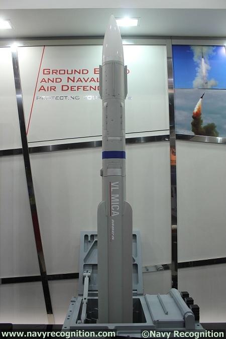 Đạn tên lửa của hệ thống VL MICA - http://www.tinquansu.net