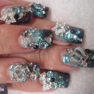 7 deadly sins nails nails nails