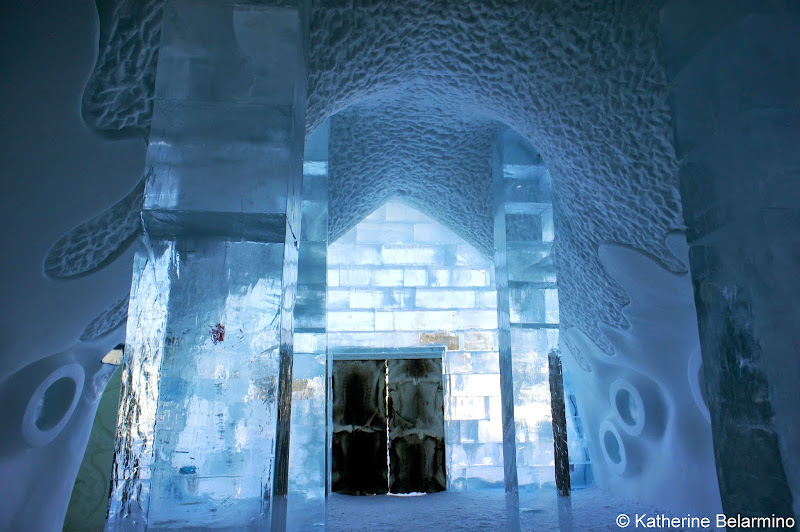 ICEHOTEL Lobby Sweden
