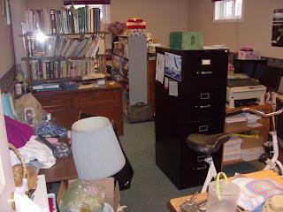 clutter, purging stuff, TJ's green adventure