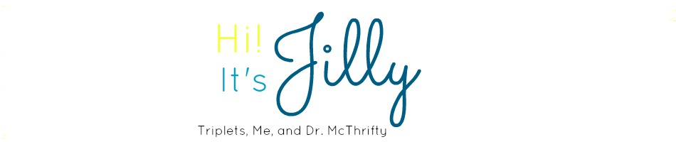 Hi! It's Jilly.