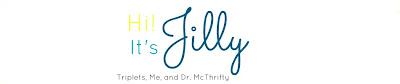 Hi! It's Jilly.