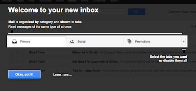 Is The New Gmail Tab A Serious Threat For Email Marketing?