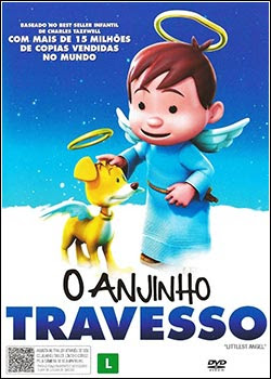 Download - O Anjinho Travesso - DVDRip AVI Dual Áudio