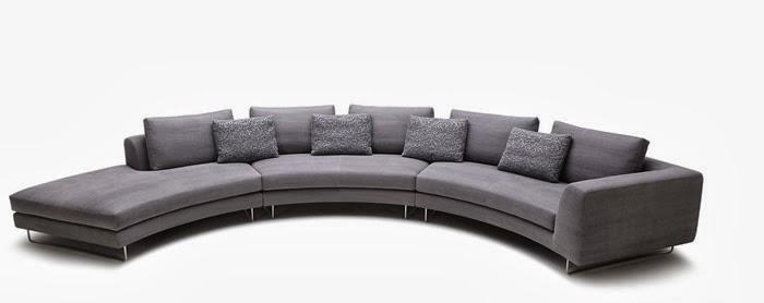 canap arrondi canap togo. Black Bedroom Furniture Sets. Home Design Ideas