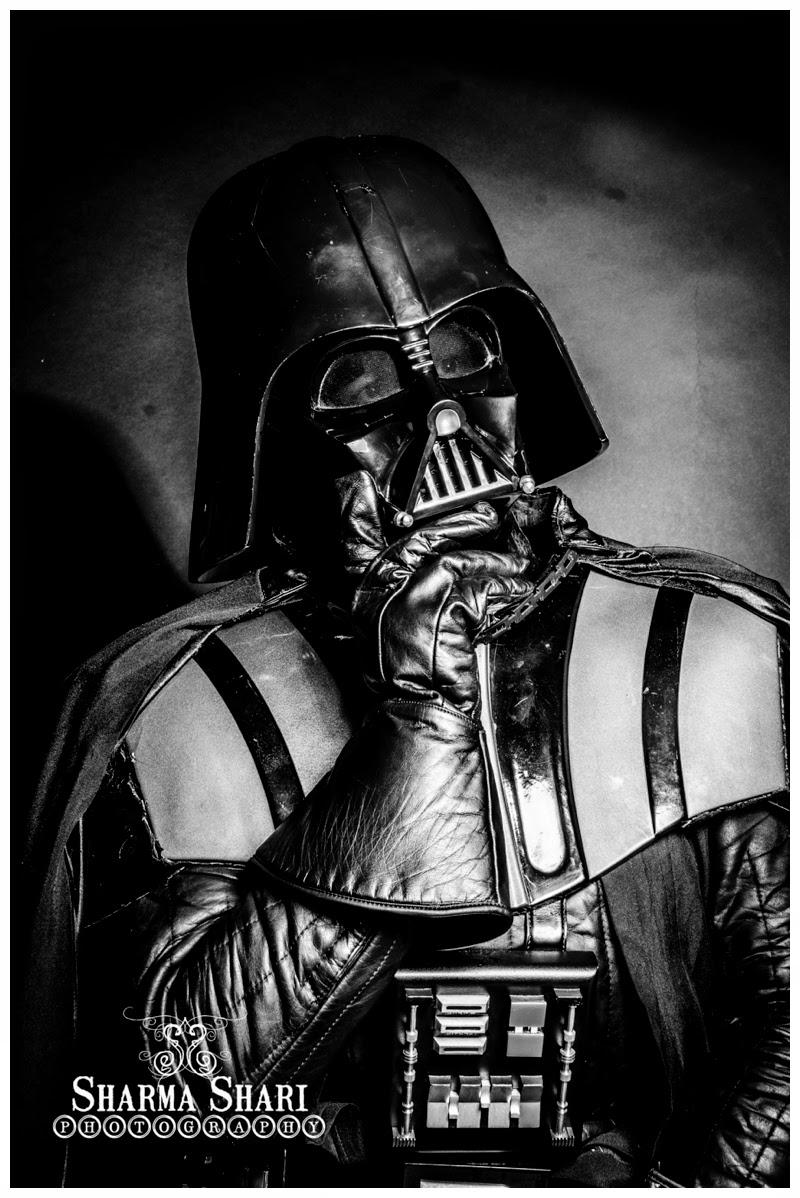 star wars photo shoot
