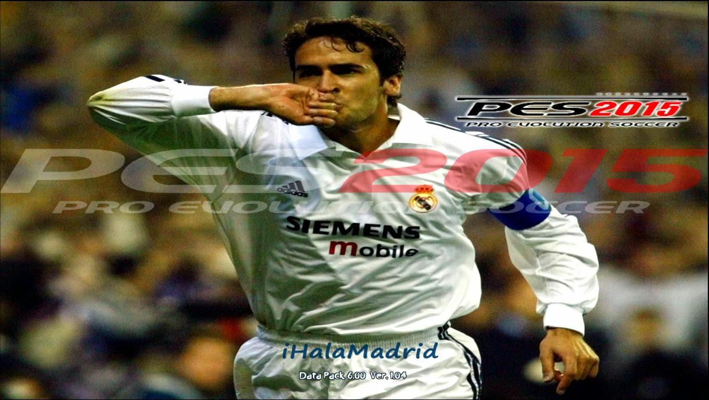 PES 2013 Startscreen Real Madrid Legend by Fybaz17