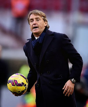 Mancini Kembali ke Liga Inggris?