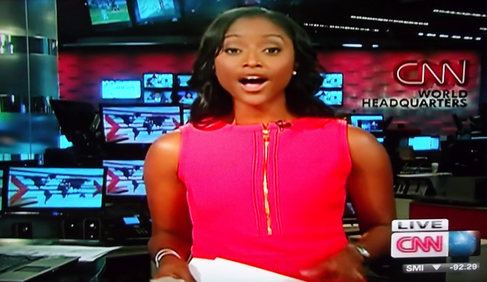 Tv with thinus is isha sesay on cnn international keeping for Cocktail express