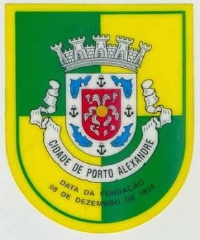 Brazão de Porto Alexandre