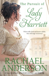 The Pursuit of Lady Harriett / Giveaway