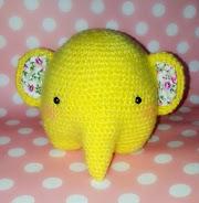Amigurumi: Elephant