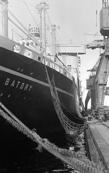 ms batory in 1962 public domain