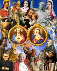 Sob a proteção da Igreja Triunfante