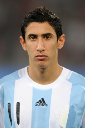 Angel Di Maria Profile Full Name Angel Fabian Di Maria Hernandez Nick
