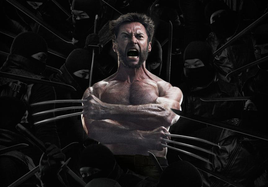 The Wolverine: First Trailers, New Posters & Images