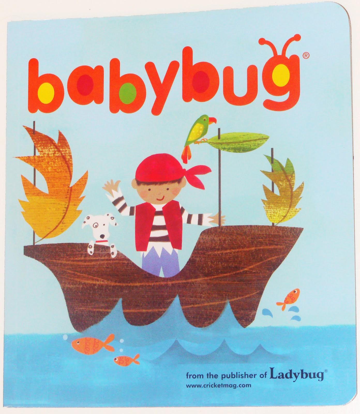 Amy Schimler-Safford: Babybug Magazine