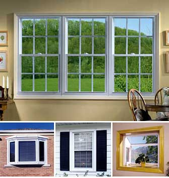 Windows and doors for Vinyl home windows