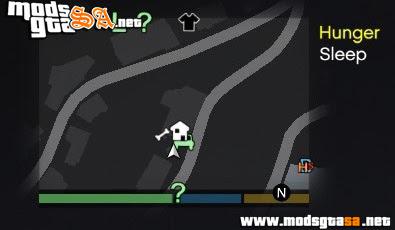 V - Mod Necessidades Básicas Final para GTA V PC