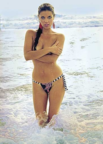 Fotos Vencedora Miss Fanática Record época 2012-2013