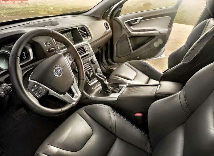 suvs lançamentos 2015 Volvo XC60 2015