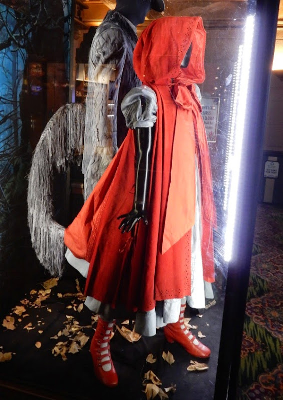 Red Riding Hood Into the Woods movie costume