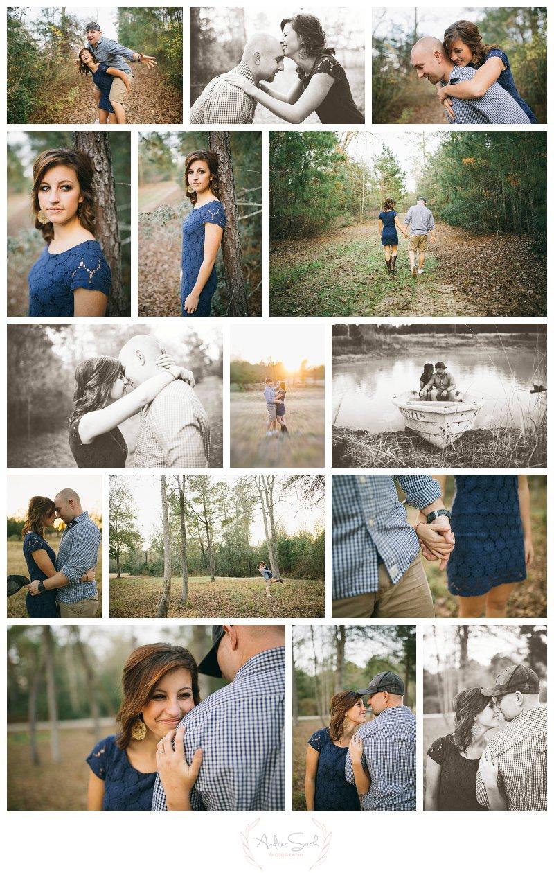The Woodlands Engagement Photographer