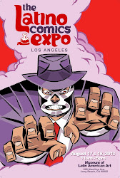 2013 Latino Comics Expo LOS ANGELES