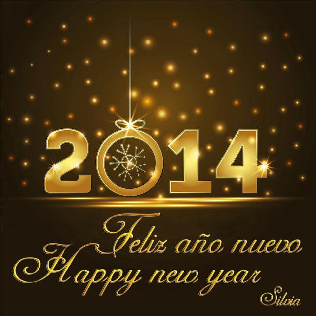 Feliz Año 2014 y gracias por el 2013
