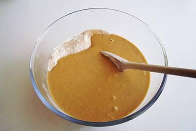 Muffin al burro di arachidi 6