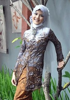 Model Kebaya Modern Busana Muslim 2012 Aneka Remaja