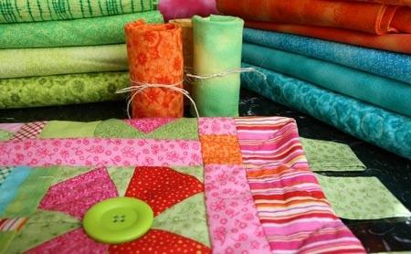 Las labores de yang patchwork - Como hacer pachwork ...