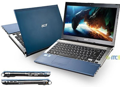 Acer Aspire timelinex 4830T Laptop Price In India