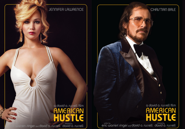 American Hustle: First Look