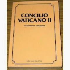 VATICANO II - TODOS LOS DOCUMENTOS